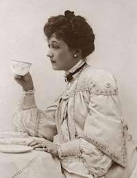 Viktoriansk kvinna