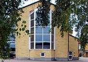 Bjurbäcksskolans skolbibliotek